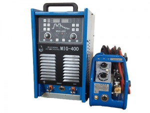 MIG400双脉冲气体保护焊机