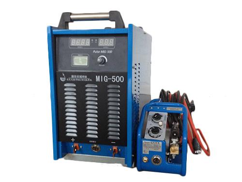 MIG500双脉冲气体保护焊机