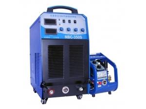 NBC-350双模块逆变式CO2气体保护焊机