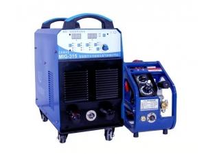 MIG-315双脉冲气体保护焊机