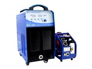 MIG-500双脉冲气体保护焊机